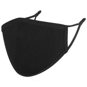 Hochwertige Stoffmaske mitNasenbügel und Filterfach inkl.PM2.5 Filter